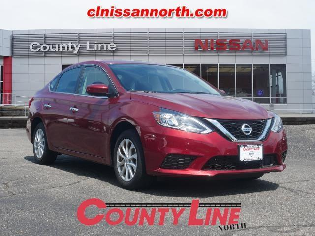 used 2018 Nissan Sentra car, priced at $16,981