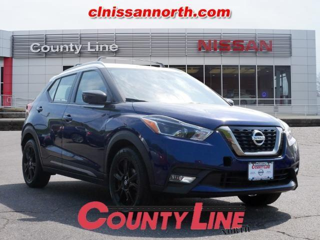 used 2019 Nissan Kicks car, priced at $18,999