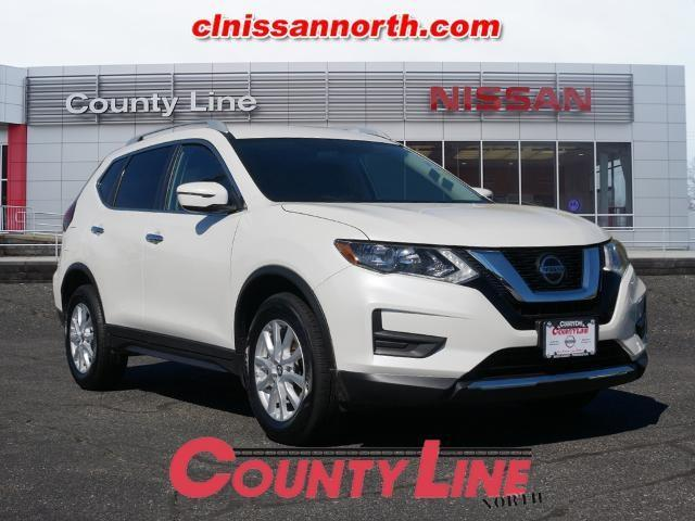 used 2018 Nissan Rogue car, priced at $20,749