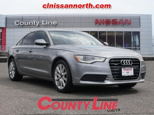 used 2015 Audi A6 car, priced at $21,863