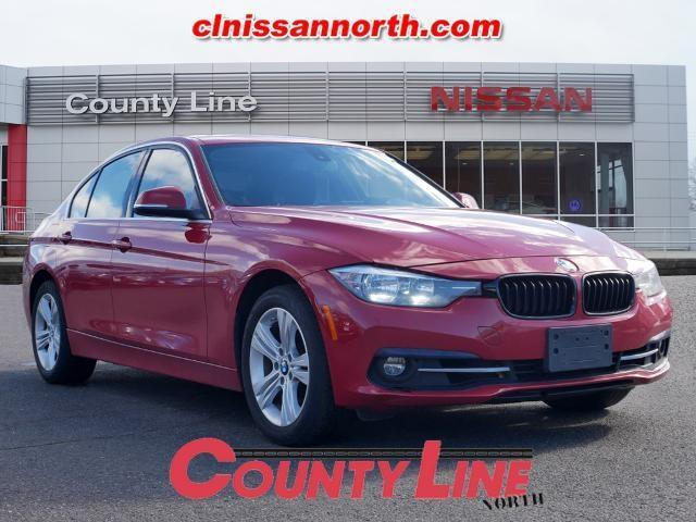used 2017 BMW 330 car, priced at $20,999