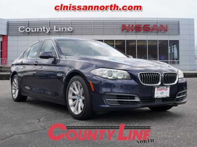 used 2014 BMW 535d car, priced at $16,699