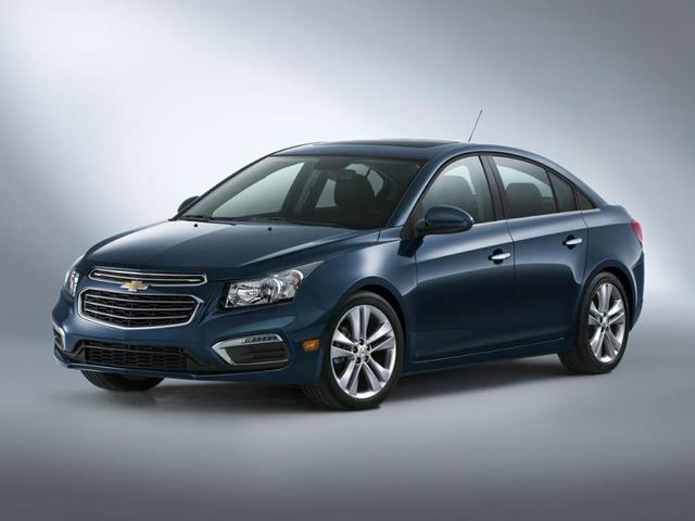 used 2015 Chevrolet Cruze car, priced at $11,993