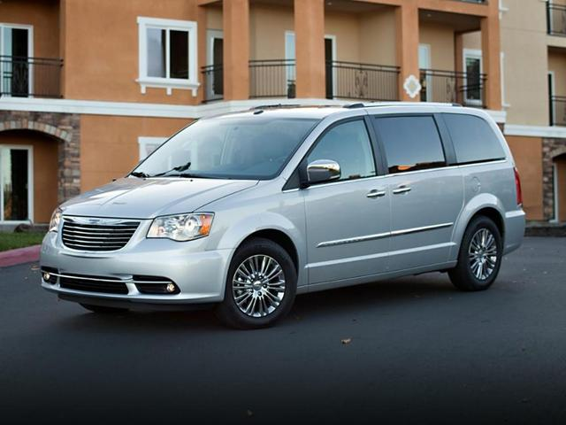 used 2011 Chrysler Town & Country car, priced at $9,793