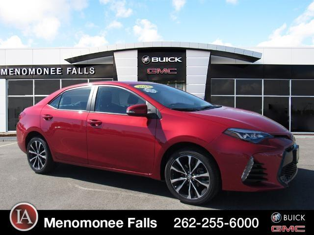 used 2018 Toyota Corolla car, priced at $21,356