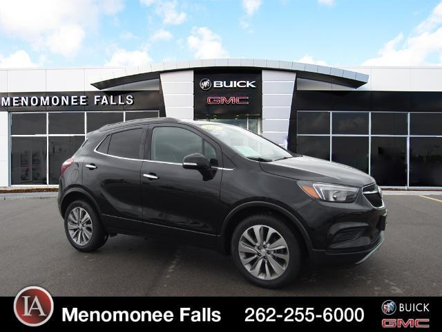 used 2017 Buick Encore car, priced at $17,873