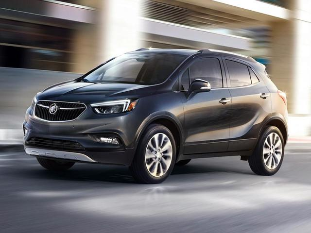 used 2017 Buick Encore car, priced at $18,494