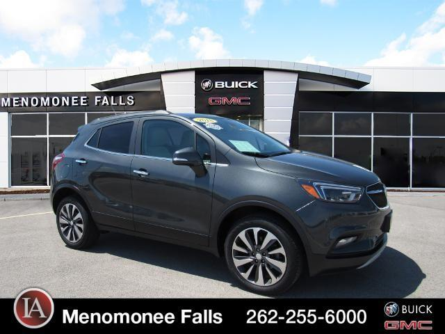 used 2018 Buick Encore car, priced at $21,993