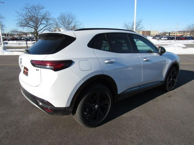 new 2021 Buick Envision car, priced at $42,620
