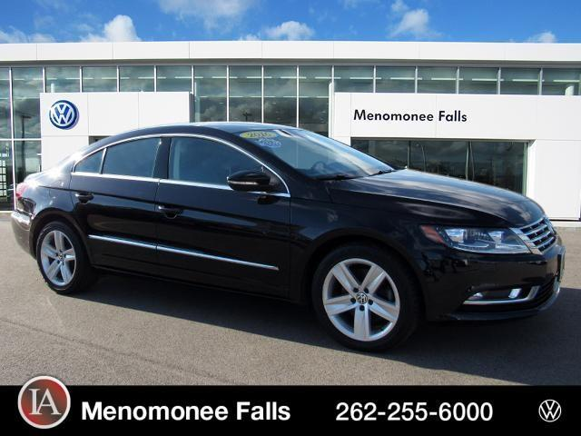 used 2016 Volkswagen CC car, priced at $17,993