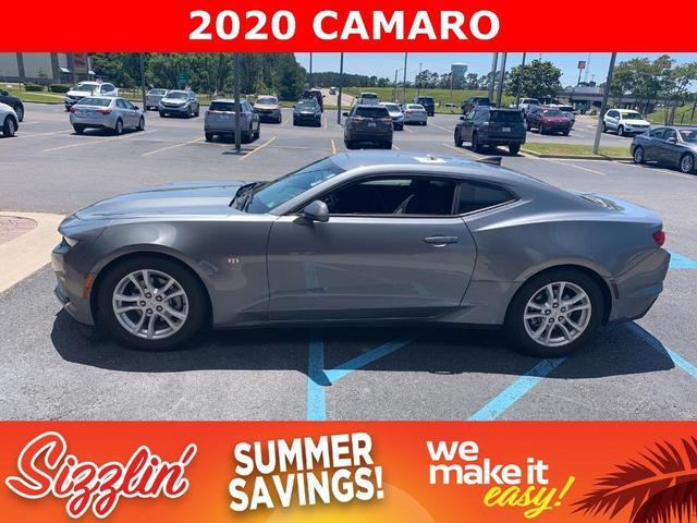 used 2020 Chevrolet Camaro car, priced at $30,995