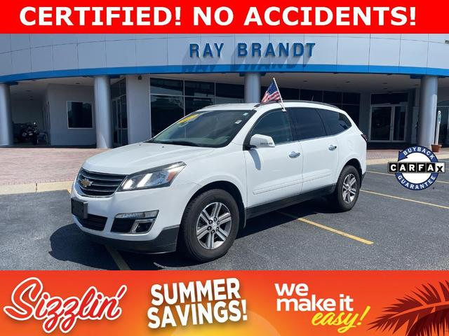 used 2017 Chevrolet Traverse car, priced at $24,509