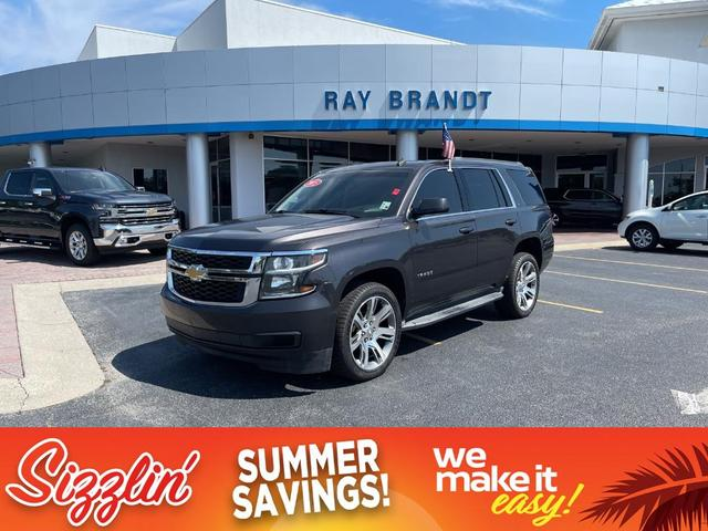 used 2015 Chevrolet Tahoe car, priced at $30,946