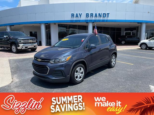 used 2018 Chevrolet Trax car, priced at $21,000