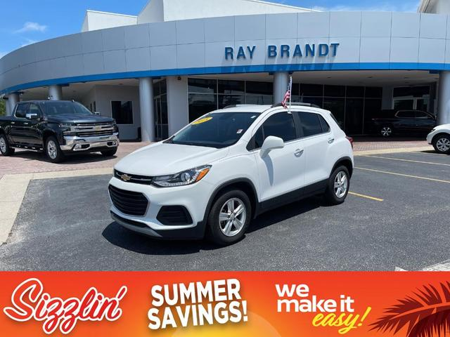 used 2018 Chevrolet Trax car, priced at $22,645
