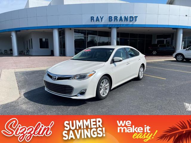 used 2015 Toyota Avalon car, priced at $15,760