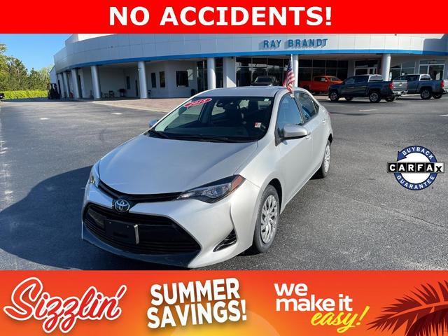 used 2018 Toyota Corolla car, priced at $17,399
