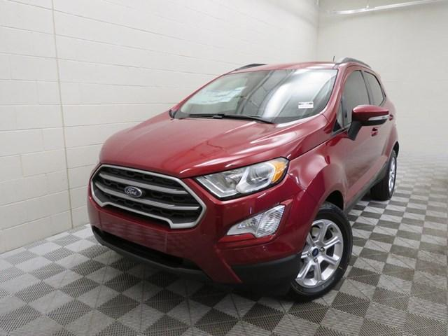 new 2021 Ford EcoSport car, priced at $22,840