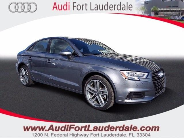 new 2020 Audi A3 car, priced at $35,740