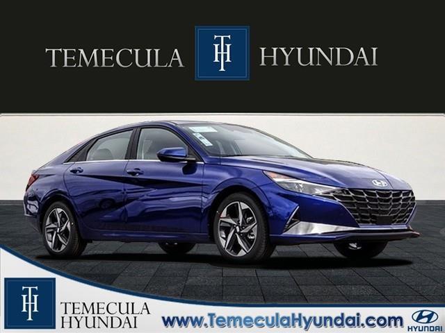 new 2021 Hyundai Elantra car, priced at $25,385