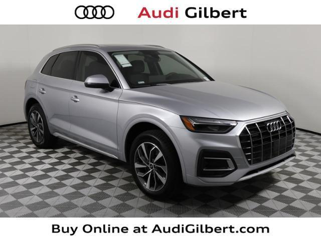 new 2021 Audi Q5 car, priced at $48,885