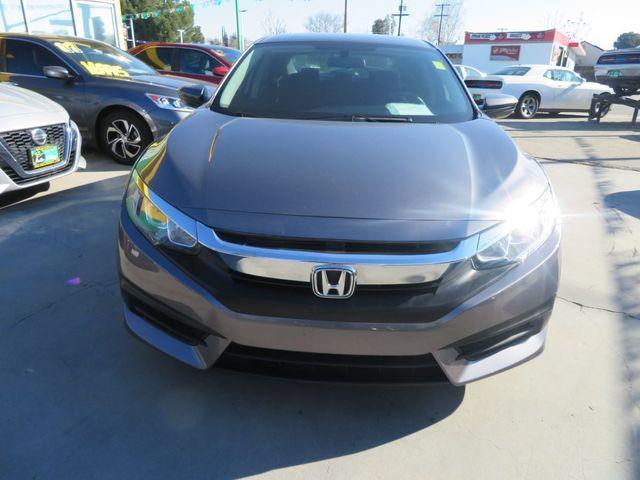 used 2018 Honda Civic car, priced at $19,995