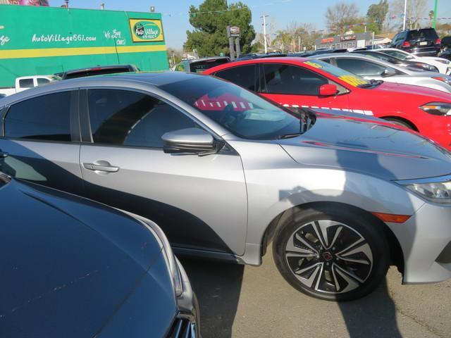 used 2017 Honda Civic car, priced at $17,995