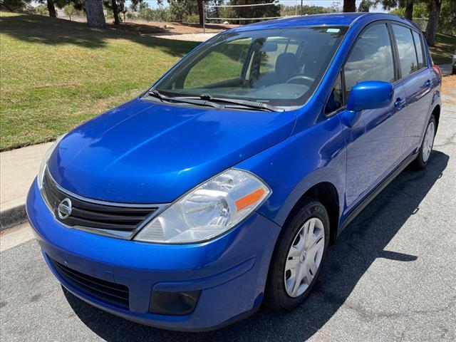 used 2012 Nissan Versa car, priced at $4,495