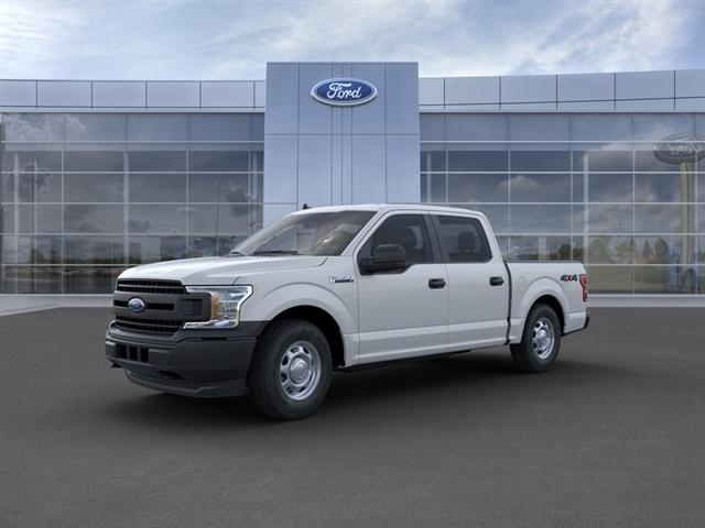 used 2020 Ford F-150 car