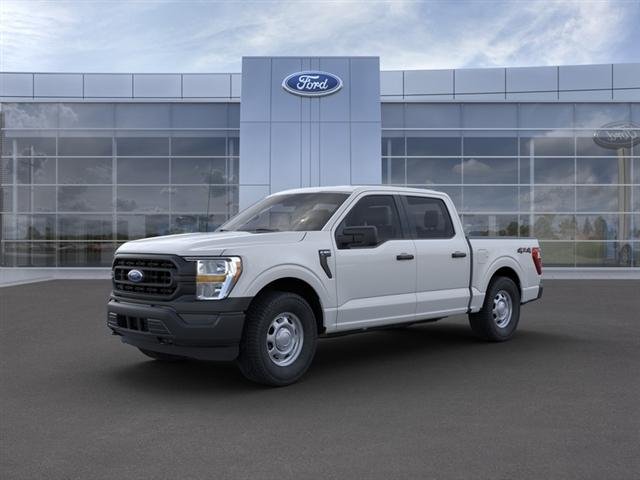 used 2021 Ford F-150 car