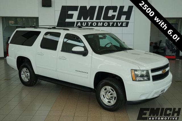 used 2012 Chevrolet Suburban car, priced at $38,599