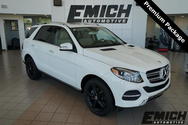 used 2017 Mercedes-Benz GLE 350 car, priced at $36,593