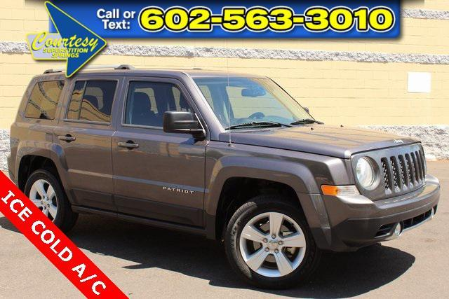 used 2015 Jeep Patriot car, priced at $11,000