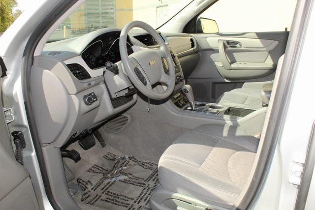 used 2017 Chevrolet Traverse car, priced at $15,000