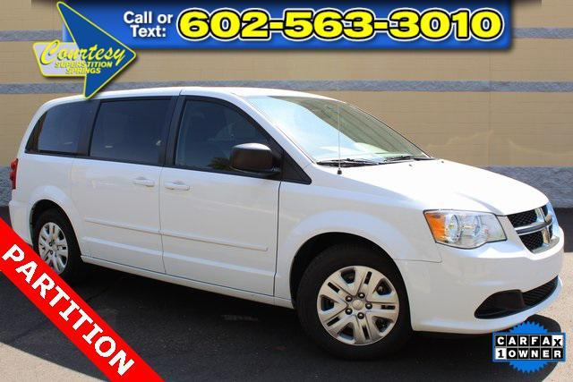 used 2016 Dodge Grand Caravan car, priced at $9,500