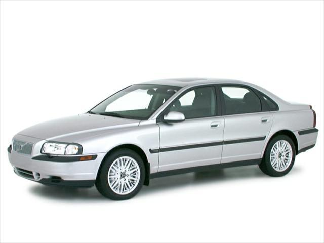 used 2000 Volvo S80 car