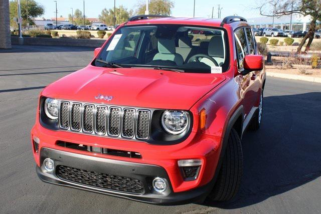 new 2021 Jeep Renegade car, priced at $26,091