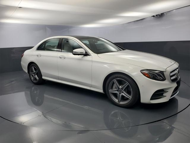 used 2020 Mercedes-Benz E-Class car, priced at $61,588