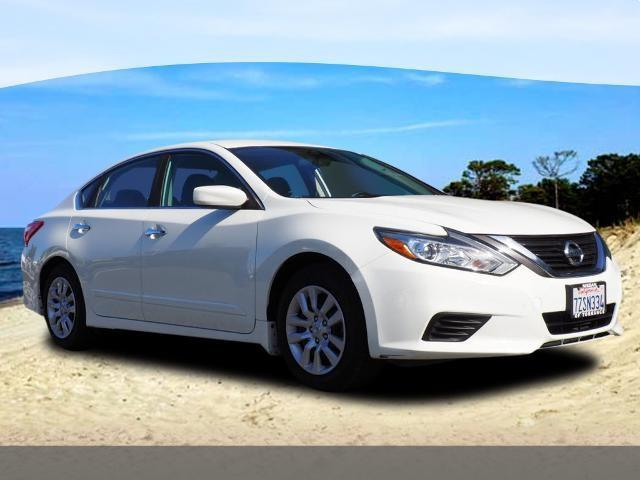 used 2017 Nissan Altima car, priced at $18,500