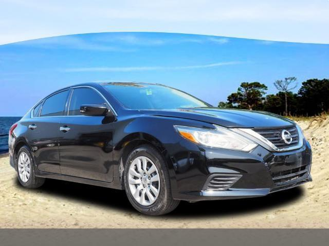 used 2018 Nissan Altima car, priced at $16,400