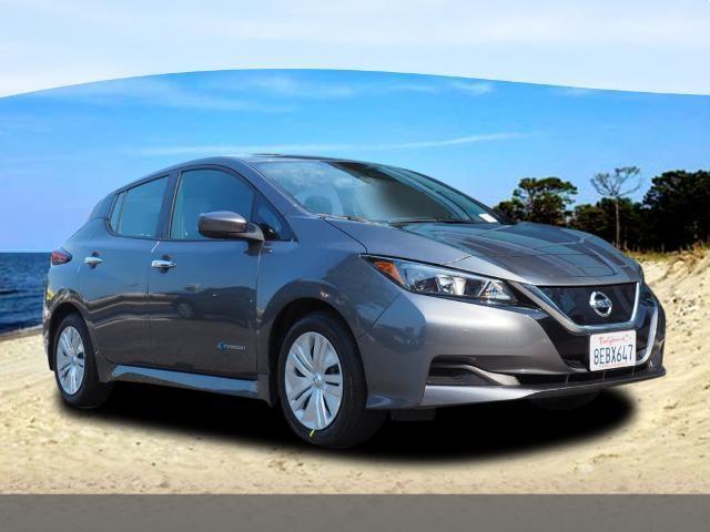 used 2018 Nissan Leaf car, priced at $17,100
