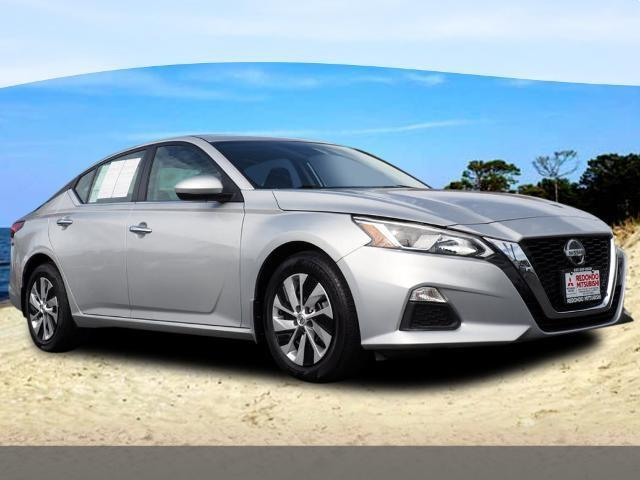 used 2020 Nissan Altima car, priced at $20,800