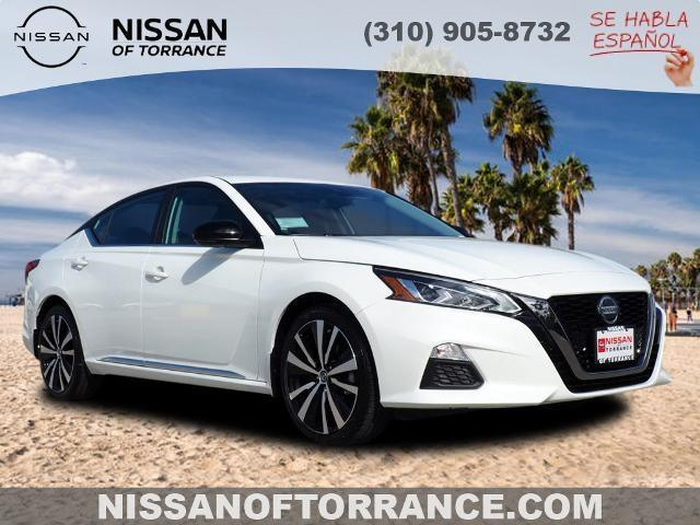 new 2021 Nissan Altima car, priced at $27,752