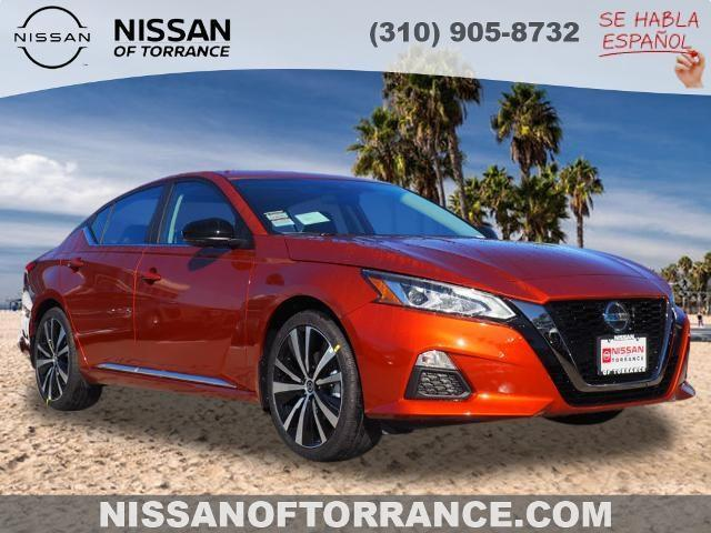 new 2021 Nissan Altima car, priced at $26,992