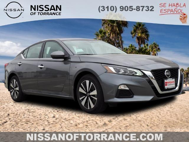 new 2021 Nissan Altima car, priced at $24,795