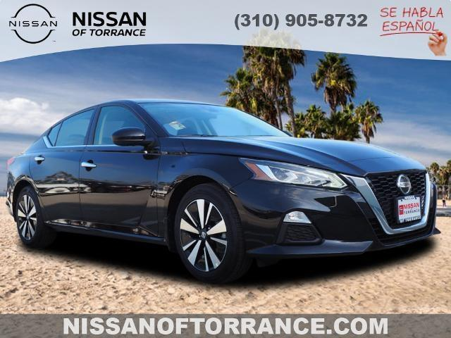 new 2021 Nissan Altima car, priced at $24,645