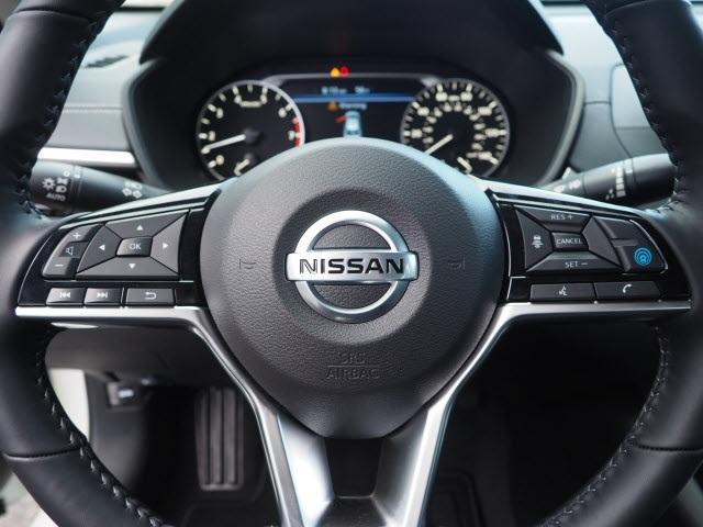 new 2021 Nissan Altima car, priced at $27,717