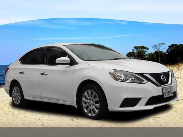 used 2018 Nissan Sentra car, priced at $17,500