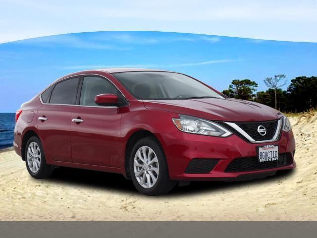 used 2018 Nissan Sentra car, priced at $17,300