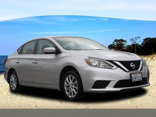 used 2019 Nissan Sentra car, priced at $17,600